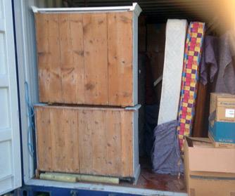 Cornwall man and van storage services